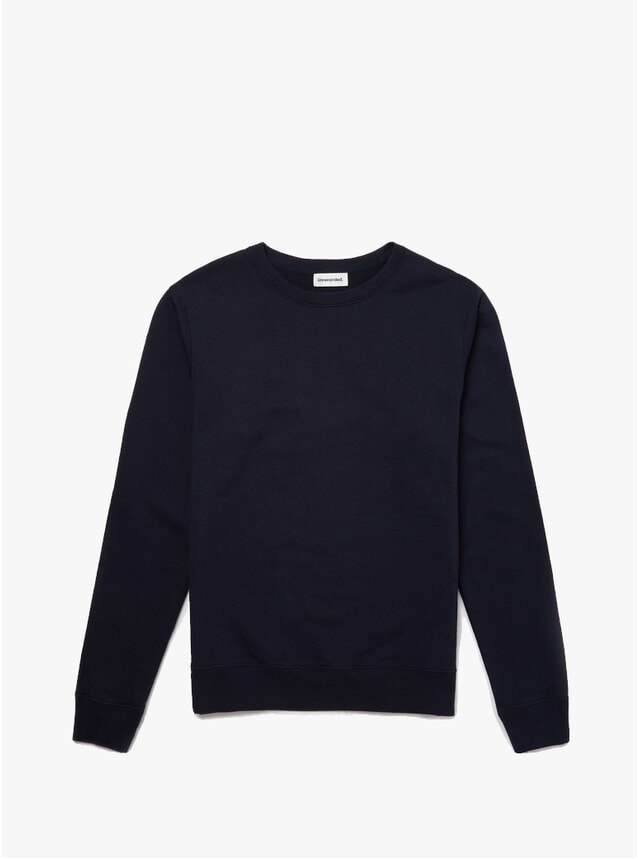 Navy Classic Sweater