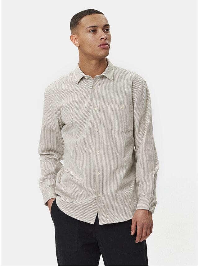 Sand Striped Odessa Shirt
