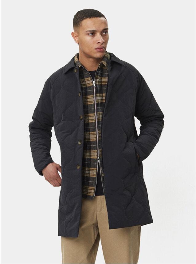Black Atlas Coat