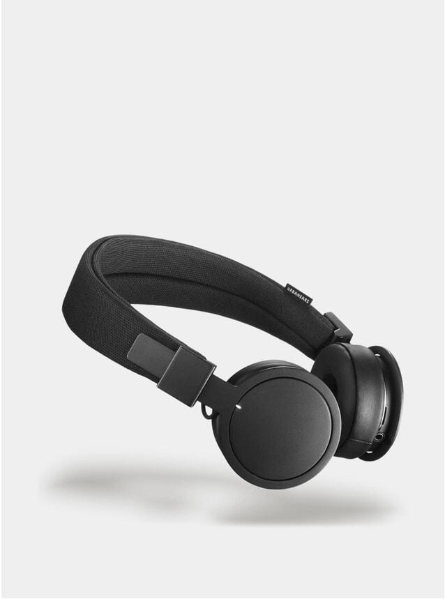 Black Plattan ADV Wireless On-Ear Headphones