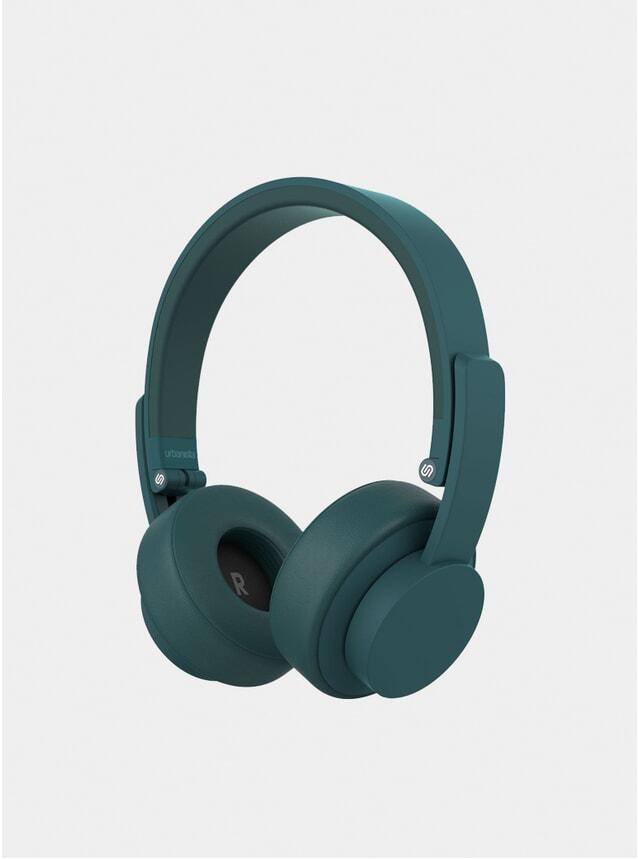 Blue Petroleum Seattle Wireless Headphones