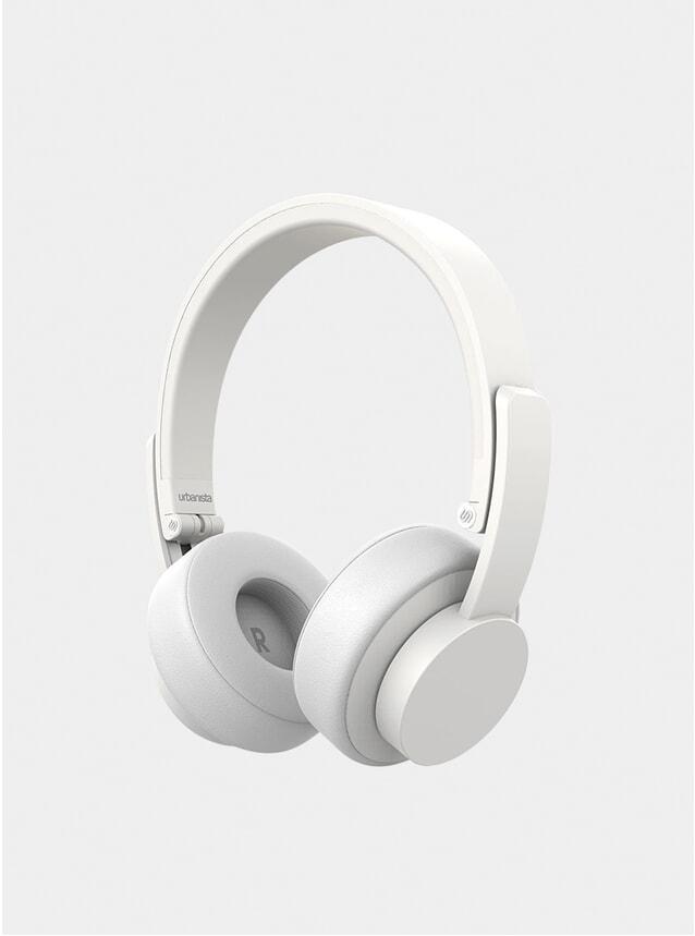 White Seattle Wireless Headphones