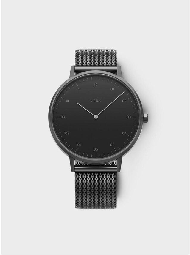 Black ETT 09 Mesh Watch