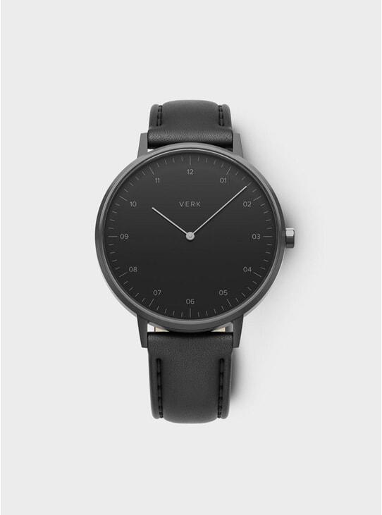 Black ETT 10 Watch