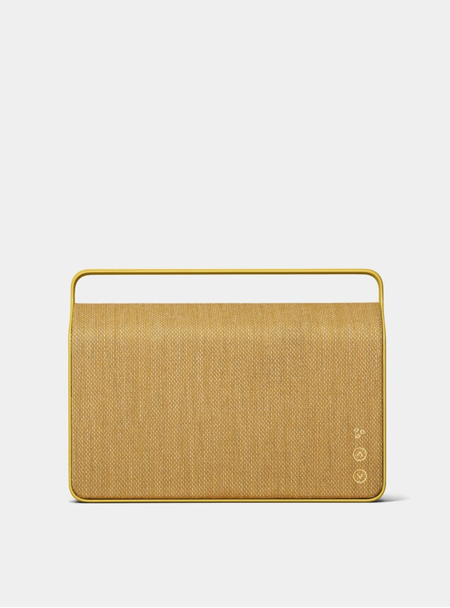 Sand Yellow Copenhagen 2.0 Wireless Speaker