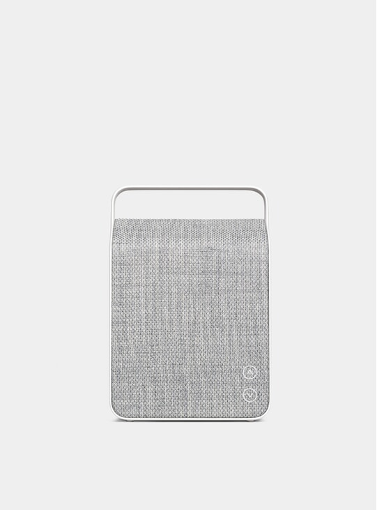 Pebble Grey Oslo Bluetooth Loudspeaker