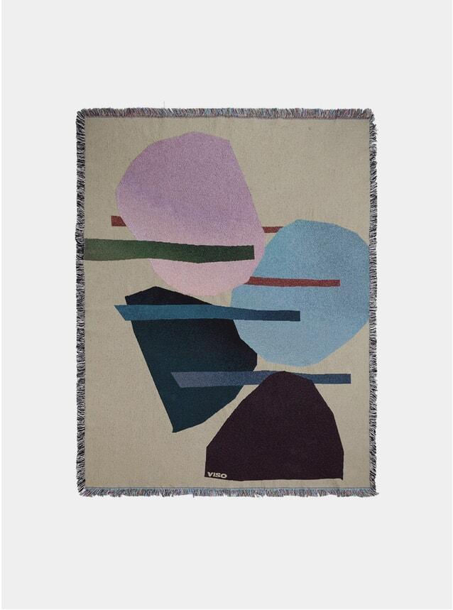 V09 Tapestry Blanket