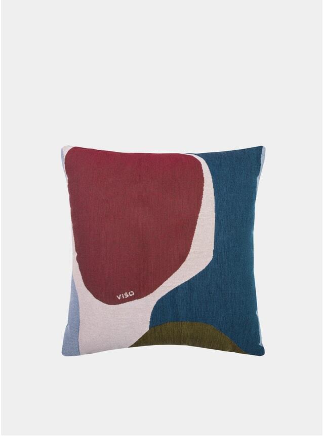 V40 Tapestry Pillow