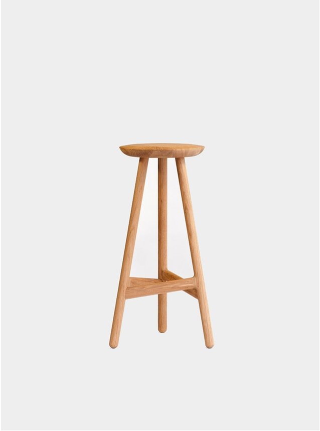 Ash Ninety Bar Stool