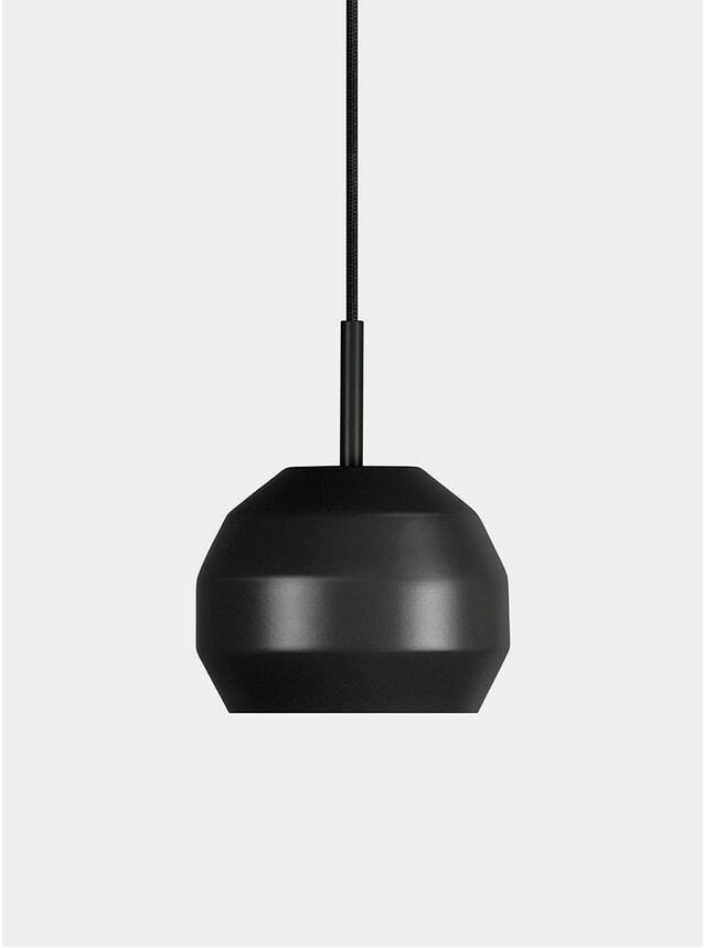 Black Mini Pitch Pendant