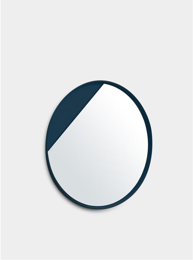 Blue Eclipse Mirror