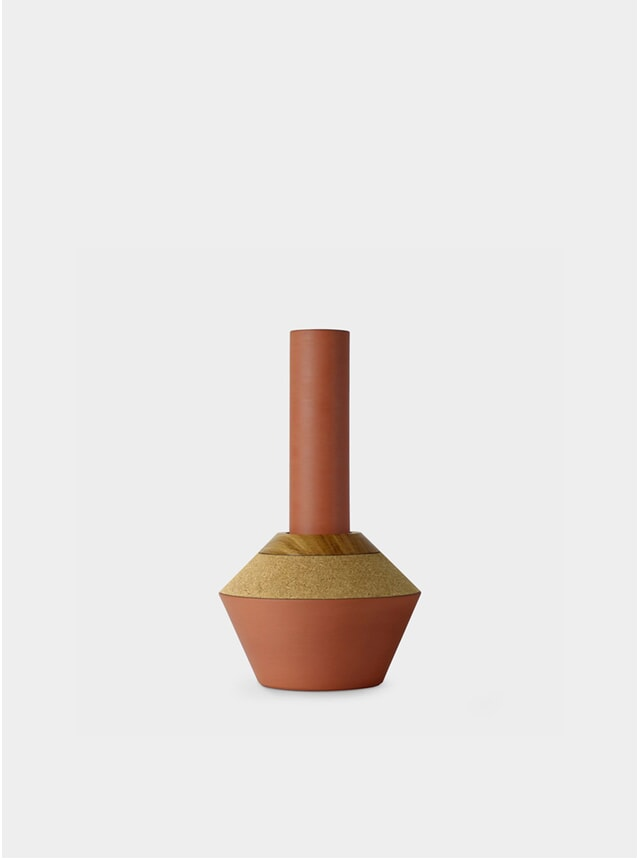Terracotta Element Vessel
