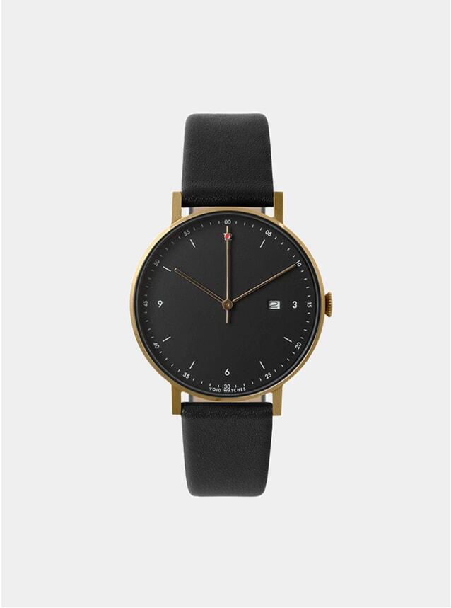 Black / Gold PKG01 Watch