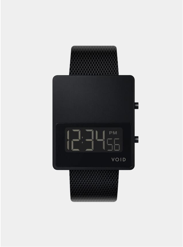 Black / Matt Black V01MK11 Watch