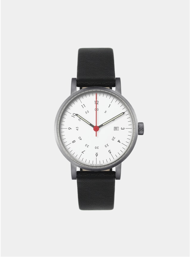 Black / Silver V03D Watch