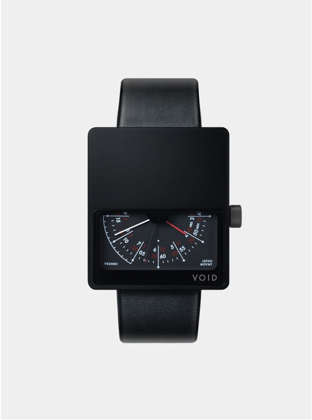 Black V02MK11 Watch