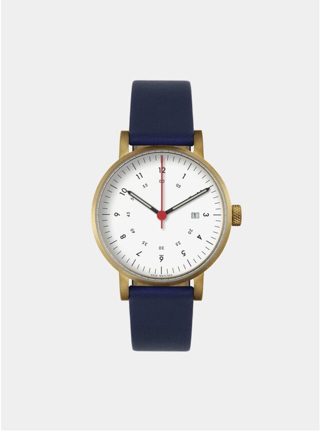 Blue / Gold V03D Watch