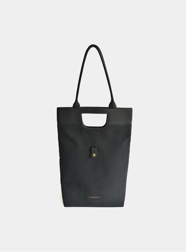 Black Shopper Tote Ystad