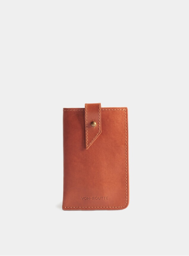 Tan Card Sleeve Foz