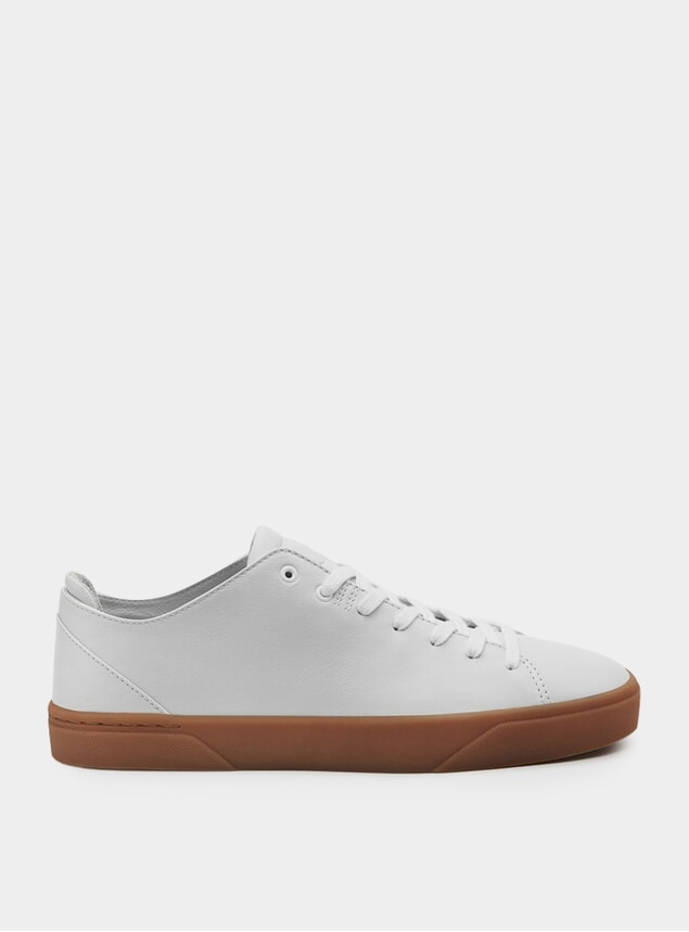 1A White / Rubber  Sneakers