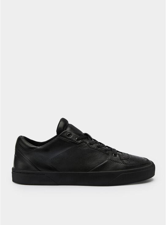 2A Deep Black Sneakers