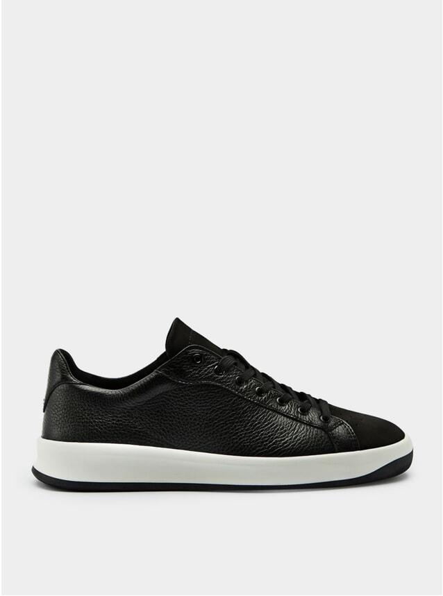 3A Deep Black Sneakers