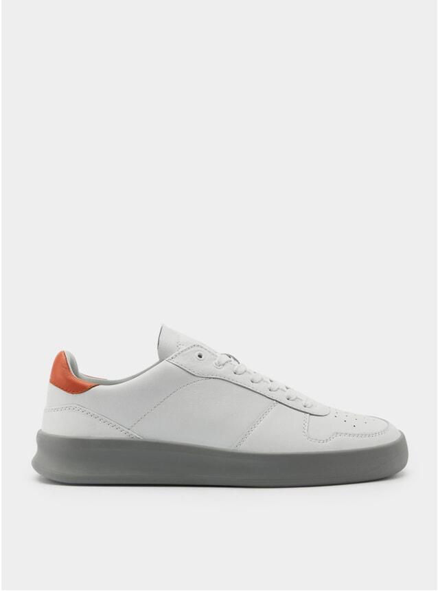 5A Techno White Sneakers