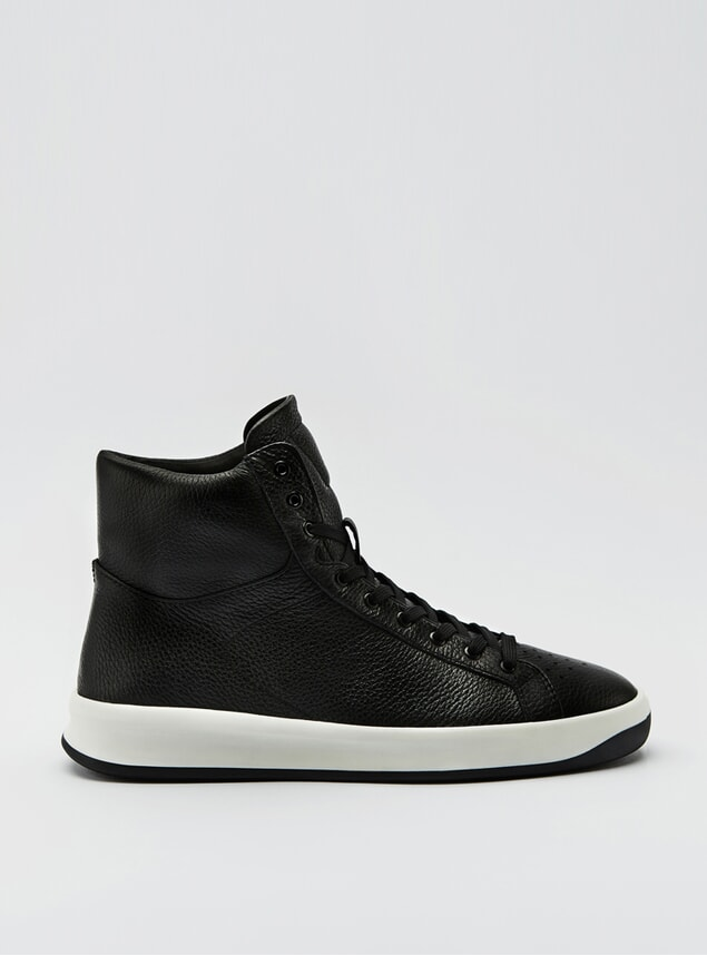 3B Tiefschwarz Sneakers