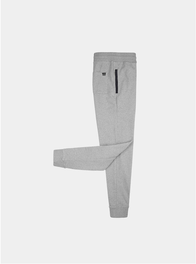 Light Marl Grey Logan Sweatpants