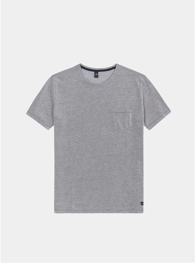 Navy / White Dean T Shirt