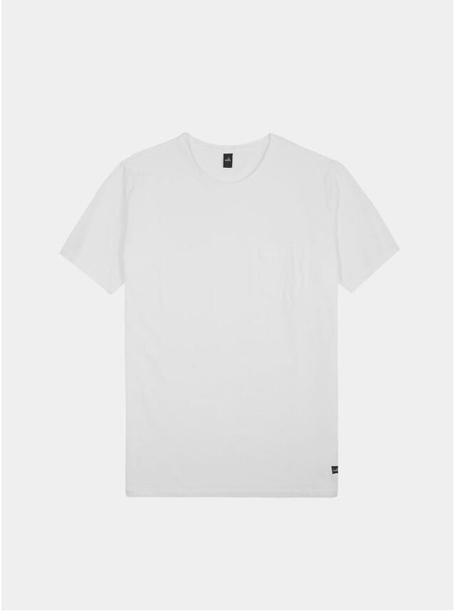 Pure White Dean T Shirt