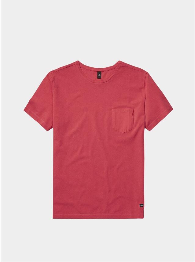 Red Dean Pique T-Shirt