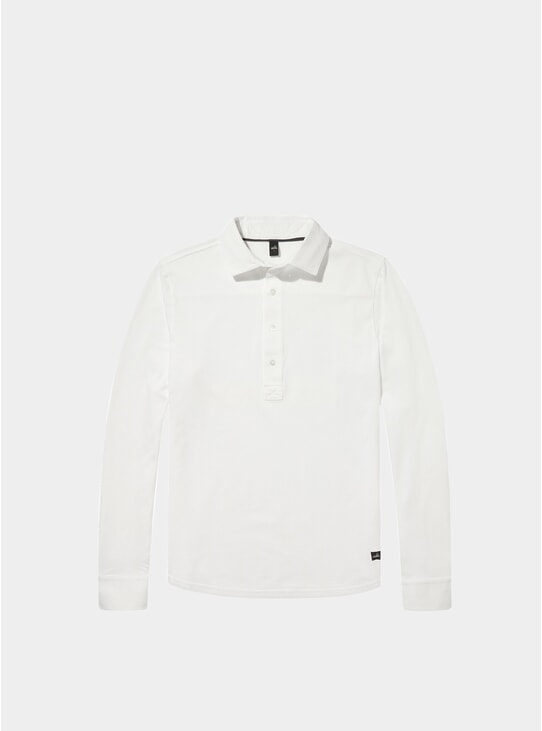Stone Tailored Polo Shirt