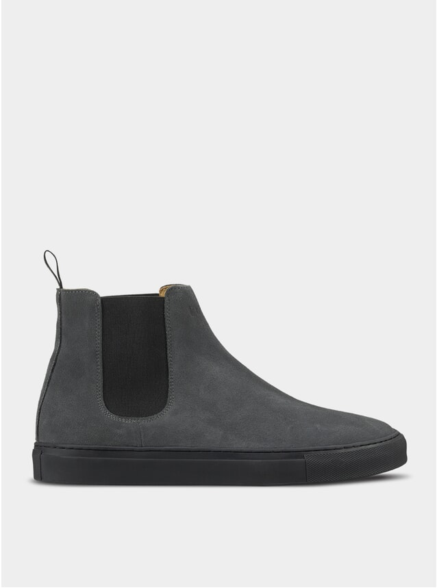 Anthracite Travers Chelsea Boots