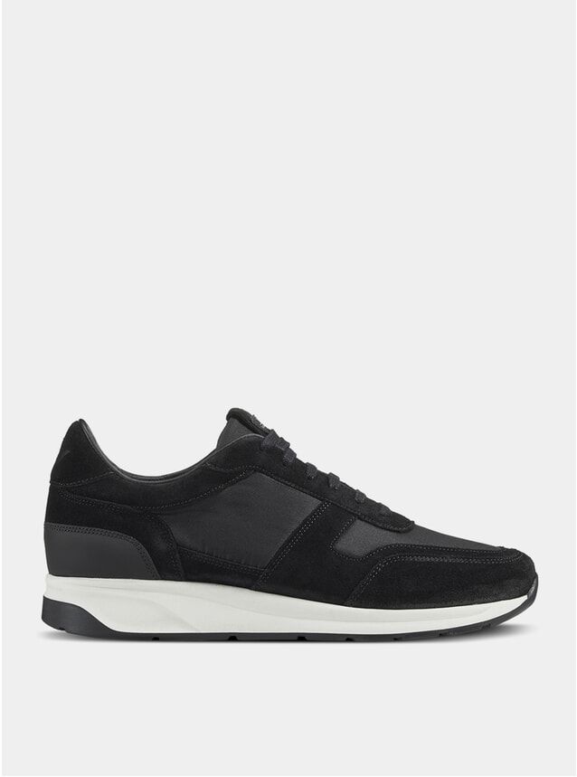 Black Farrel Runners