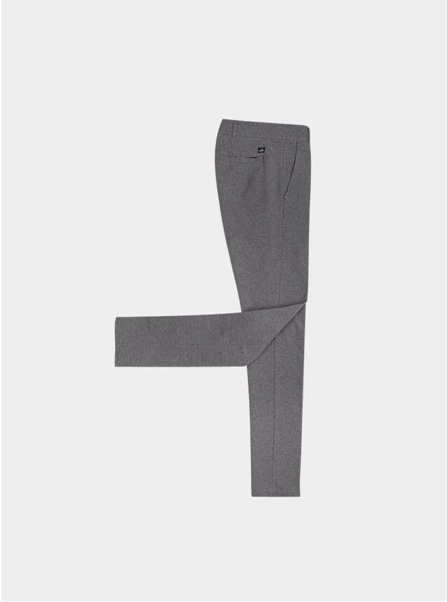 Marl Grey Harris Sweatpants