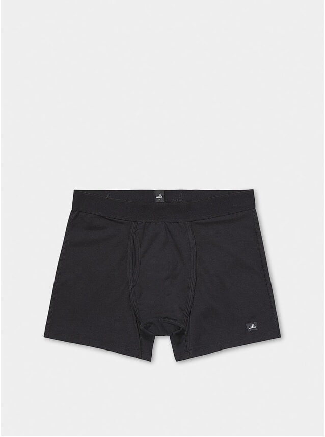 Black Cooper Boxer Briefs