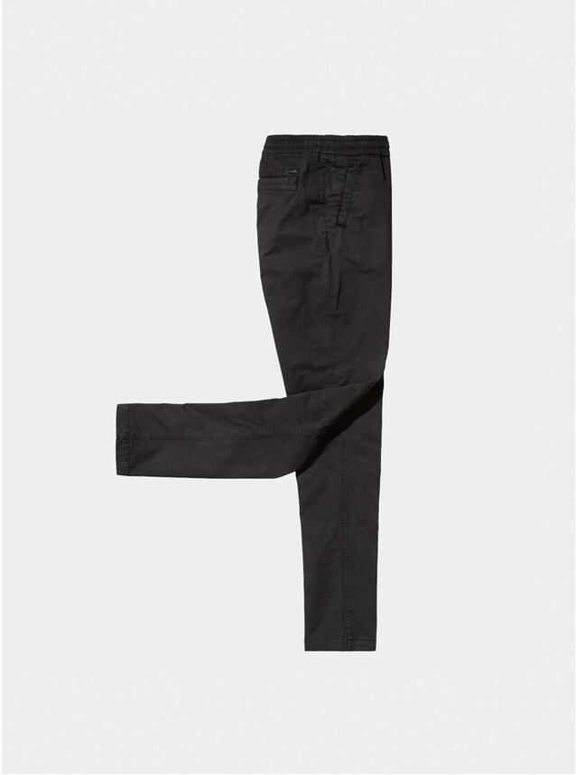 Black Porter Comfort Chino