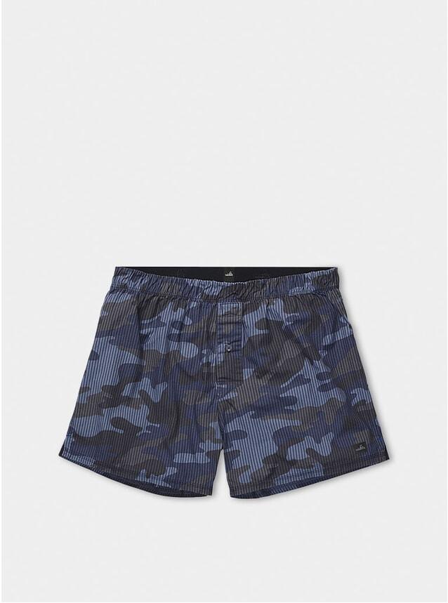 Blue Camo Knight Boxer Shorts