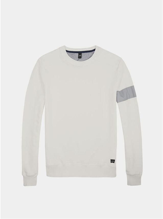 Ivory White Moore Sweatshirt