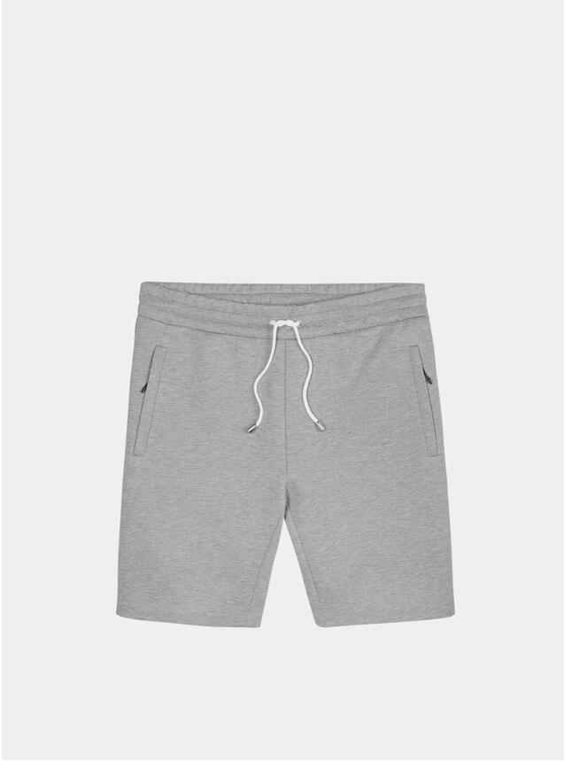 Light Grey Bates Shorts