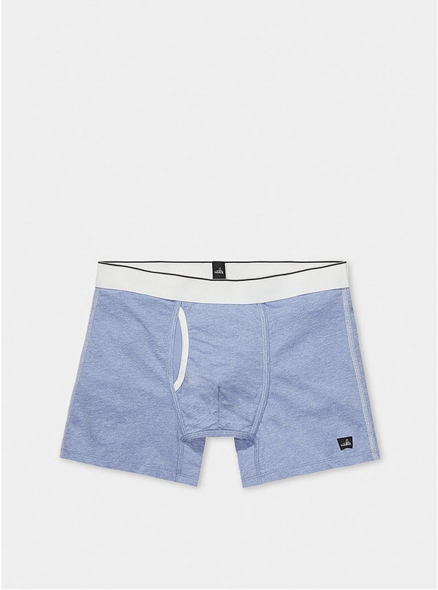 Light Marl Blue Cooper Boxer Briefs