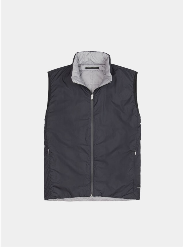 Navy Riley Reversible Vest