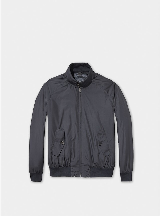 Night Blue Jenson Harrington Jacket