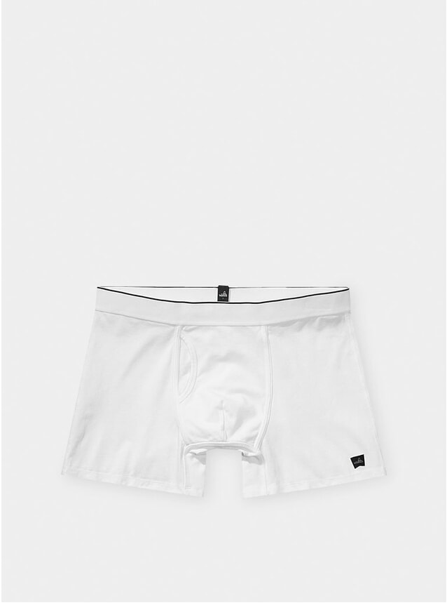 White Cooper Boxer Briefs
