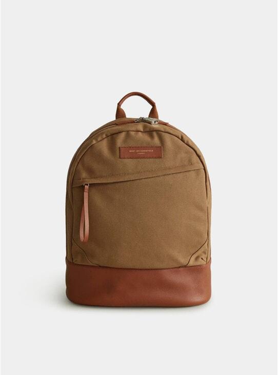 Beige / Cognac Kastrup 2.0 Backpack