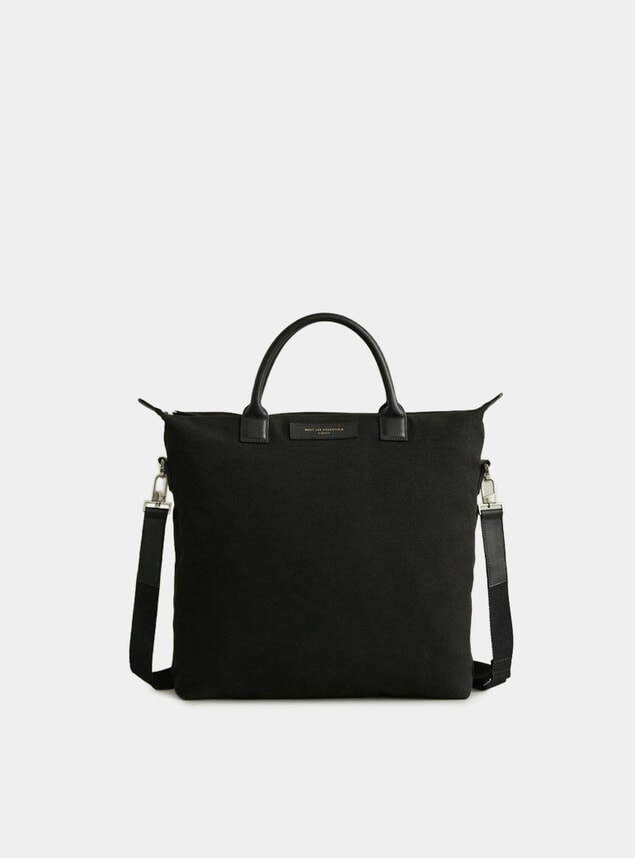 Black / Black O'Hare 2.0 Tote Bag