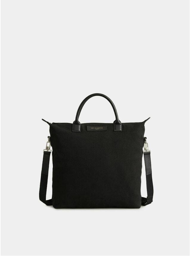Black / Black O'Hare 2.0 Tote Bag