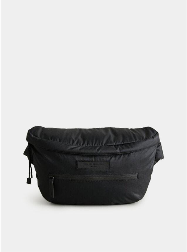 Black Nylon / Black Filmore Waist Pack