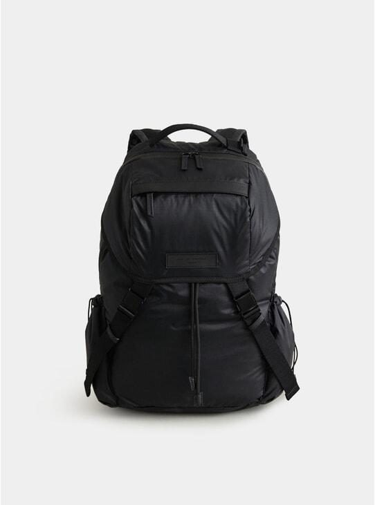 Black Rouge ECONYL Utility Backpack